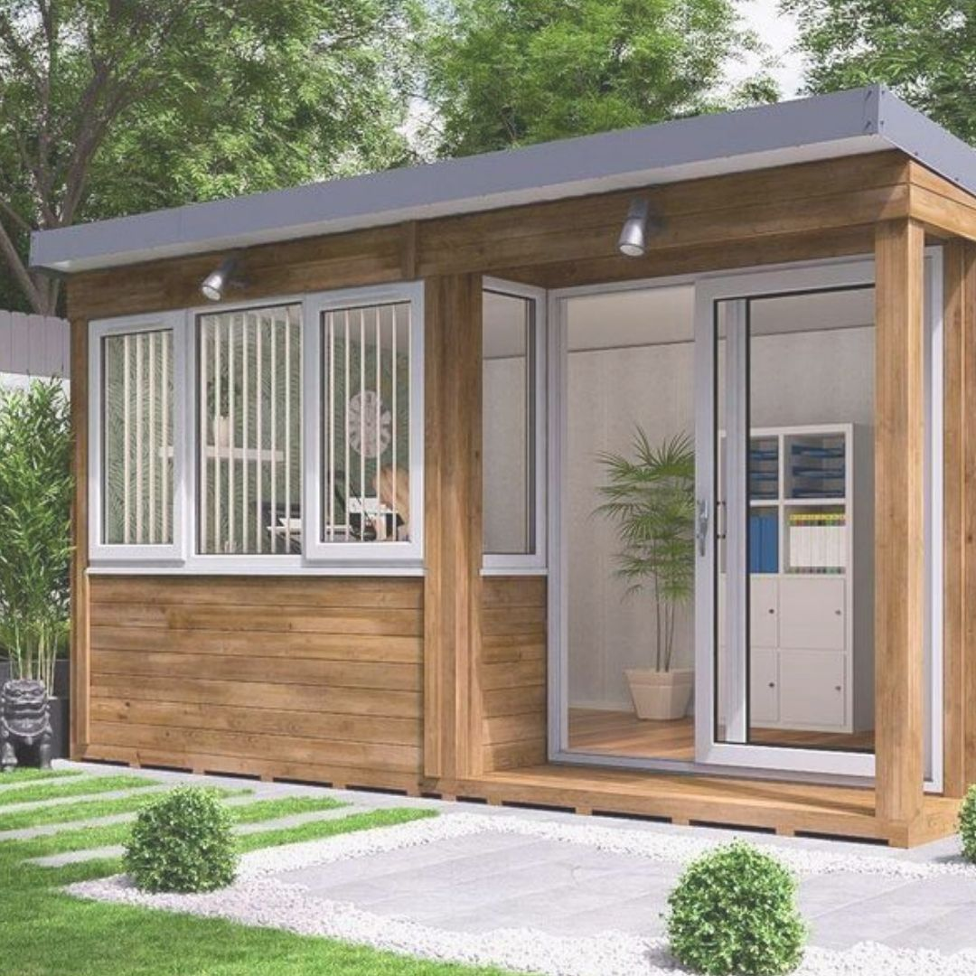 The Great Garden Office: Why You Should Get One Today